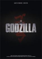 Poster Godzilla  n. 1