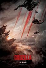 Poster Godzilla  n. 2