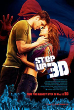 Poster Step Up 3D  n. 2