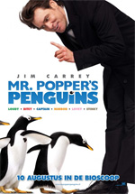 Poster I pinguini di Mr. Popper  n. 4