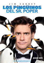 Poster I pinguini di Mr. Popper  n. 7