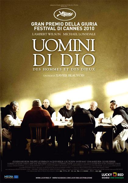 Locandina italiana Uomini di Dio