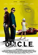 Poster Operazione U.N.C.L.E.  n. 0