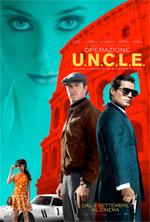 Poster Operazione U.N.C.L.E.  n. 1