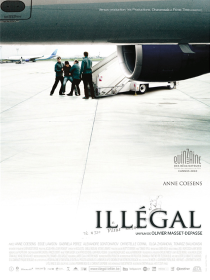 Poster Illegal