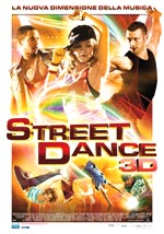 Locandina Streetdance 3D