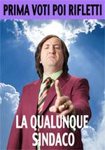 Poster Qualunquemente  n. 1