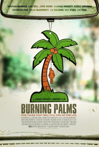 Trailer Burning Palms