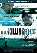 Poster Le paludi della morte - Texas Killing Fields  n. 2