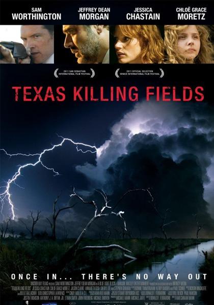 Poster Le paludi della morte - Texas Killing Fields