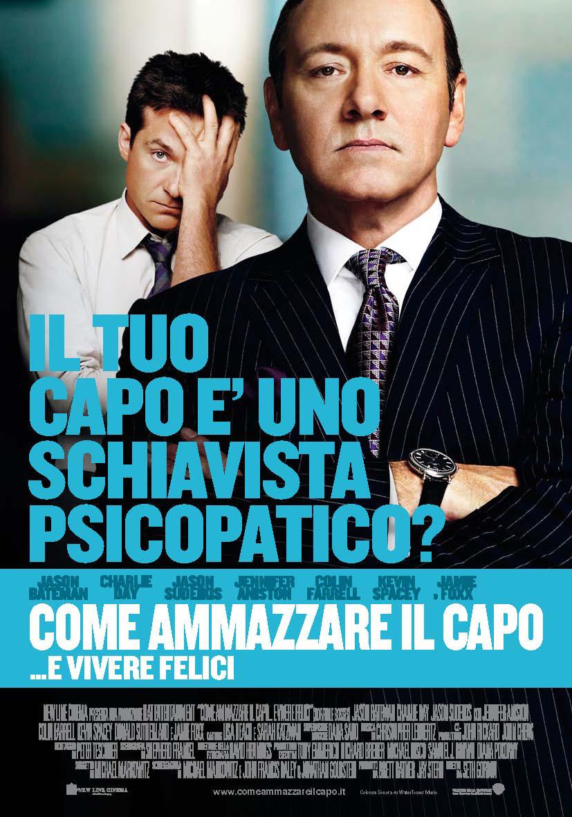 Poster Come ammazzare il capo e vivere felici