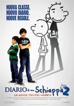 Trailer Diario di una schiappa 2