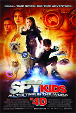 Trailer Spy Kids 4: All the Time in the World