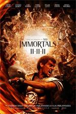 Poster Immortals 3D  n. 1