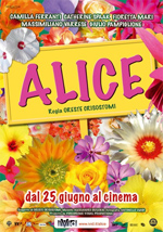 Poster Alice  n. 0