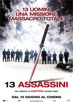 Poster 13 Assassini  n. 0