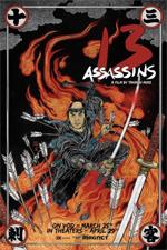 Poster 13 Assassini  n. 2
