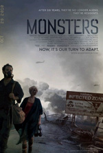 Poster Monsters  n. 7