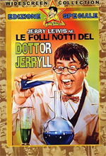Locandina Le folli notti del dottor Jerryll