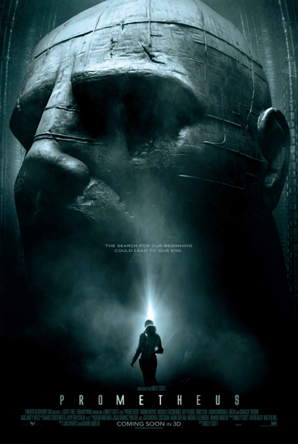 Trailer Prometheus