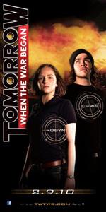Poster The tomorrow series - Il domani che verrà  n. 5
