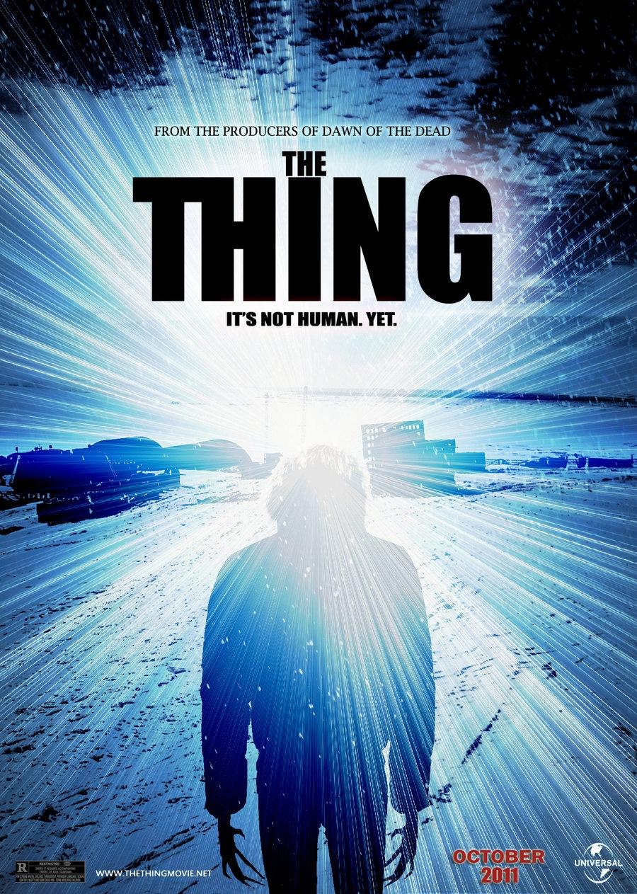 Poster La cosa