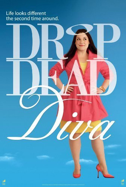 Locandina italiana Drop Dead Diva