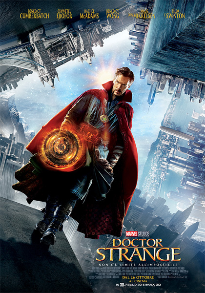 Doctor Strange - Film (2016) - MYmovies.it