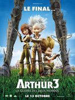 Poster Arthur e la guerra dei due mondi  n. 1