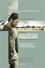 Poster Machine Gun Preacher  n. 1