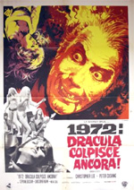 Poster 1972: Dracula colpisce ancora  n. 0