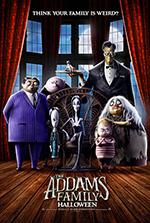 Poster La famiglia Addams  n. 1