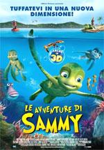 Poster Le avventure di Sammy  n. 0