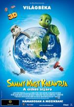 Poster Le avventure di Sammy  n. 2