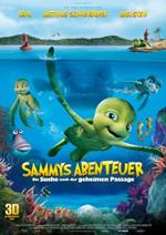 Poster Le avventure di Sammy  n. 3
