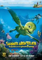 Poster Le avventure di Sammy  n. 5