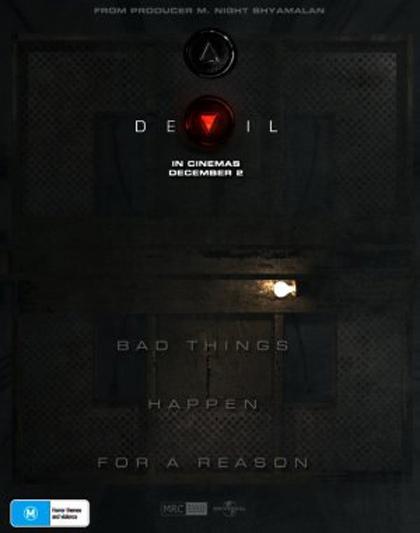 Poster Devil