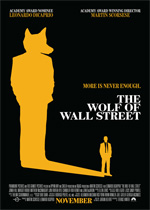 Poster The Wolf of Wall Street  n. 1