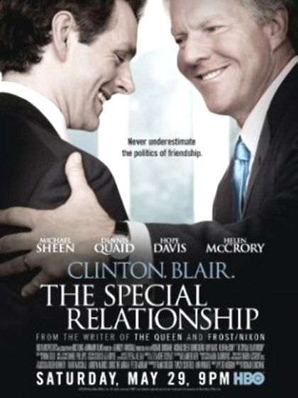 Poster I due presidenti (The Special Relationship)