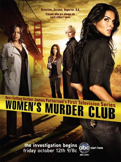 Locandina italiana Women's Murder Club