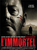 Poster L'Immortale  n. 4