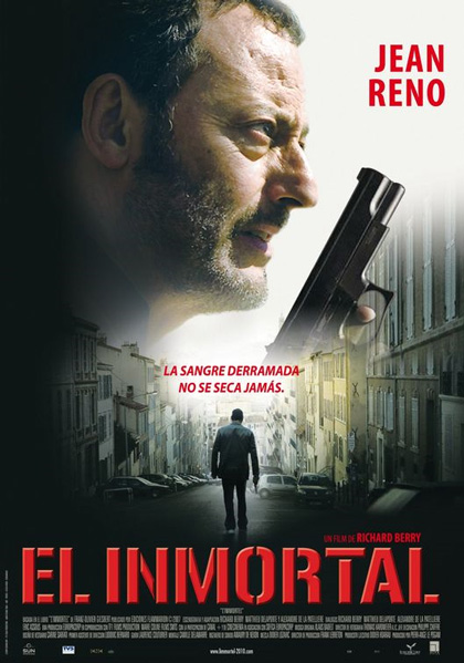 Poster L'Immortale