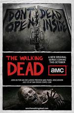 Poster The Walking Dead  n. 0