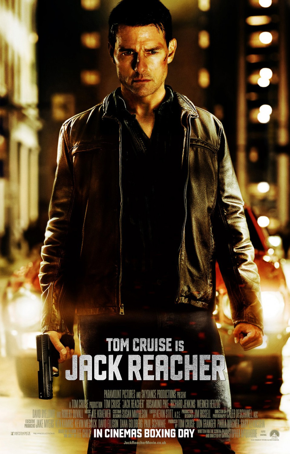 Poster Jack Reacher - La prova decisiva