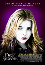 Poster Dark Shadows  n. 6