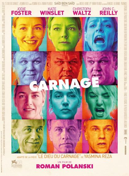 Poster Carnage