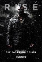 Poster Il cavaliere oscuro - Il ritorno  n. 13