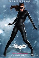 Poster Il cavaliere oscuro - Il ritorno  n. 17