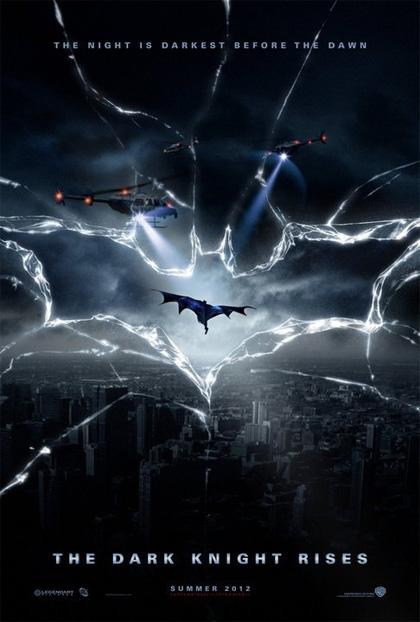 Poster Il cavaliere oscuro - Il ritorno