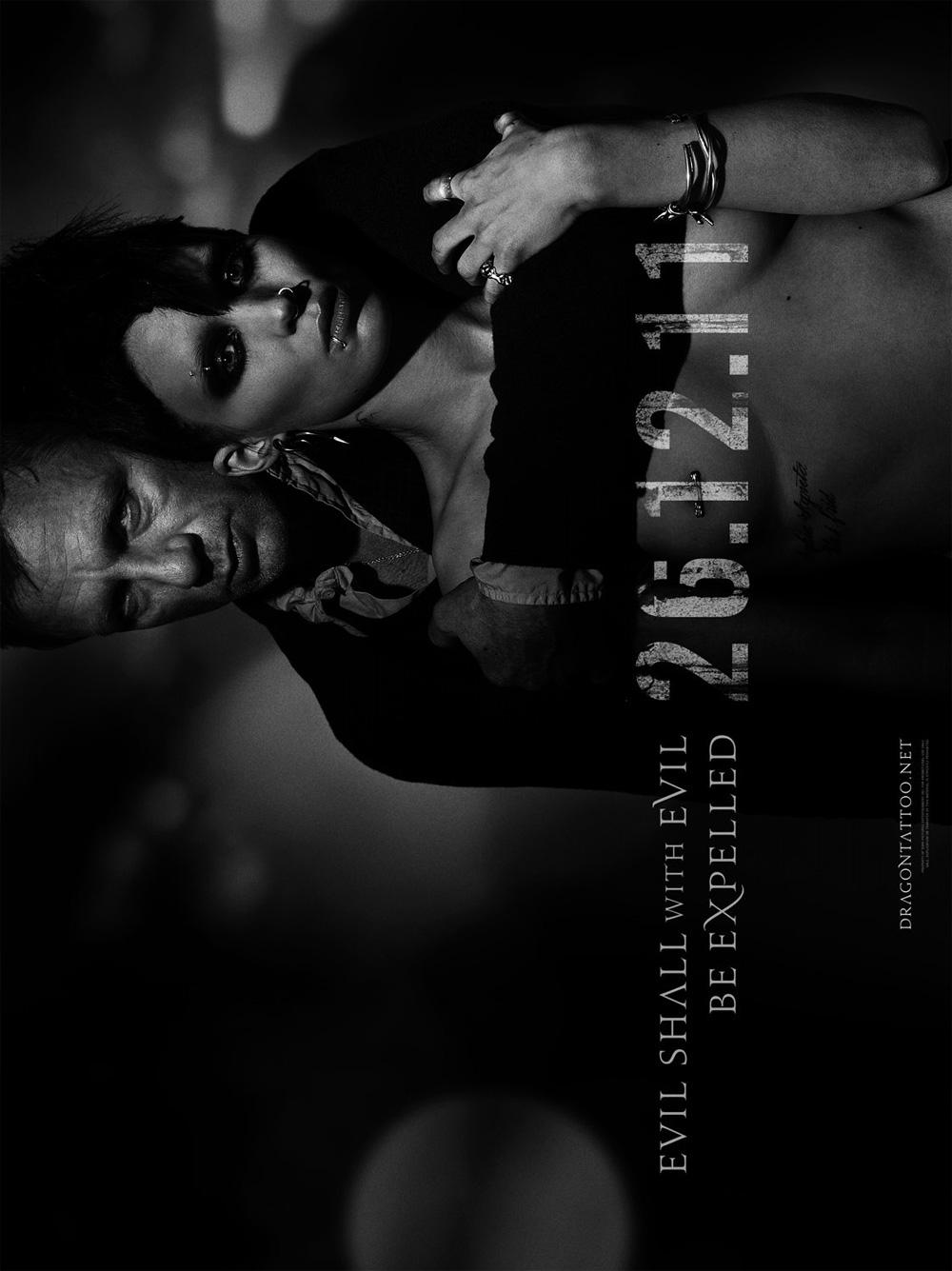 Poster Millennium - Uomini che odiano le donne